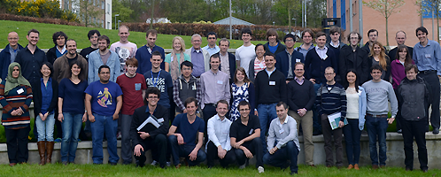 Young Functional Analysts' Workshop Participants 2014