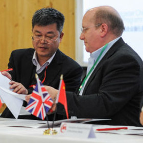 UK and Chinese businesses agree partnerships through the Lancaster China Catalyst programme