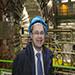 VC visits CERN