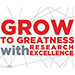 Save the date! Grow to Greatness with Research Excellence: 9<sup>th</sup> July 2015