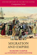 Migration and Empire Book Cover