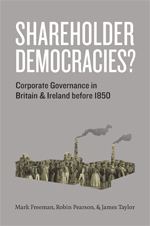 Shareholder Democracies is published by University of Chicago Press