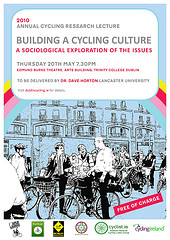 Dave Horton - Building a Cycling Culture