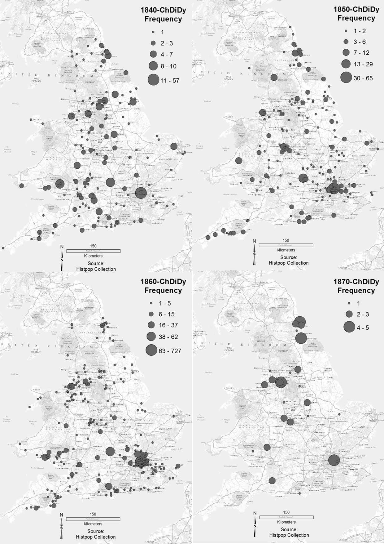 Map Of Victorian England.Mapping Disease And Mortality In Victorian England Wales Spatial