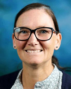 Tracy Hall