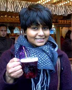 Nadya Rauff-Nisthar