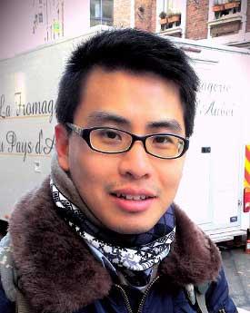 Claude Yang