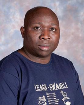 Benjamin R Tukamuhabwa
