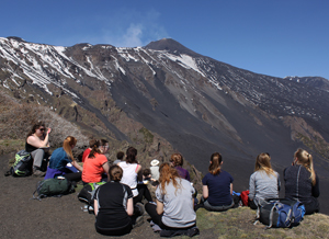 Etna field course 2016