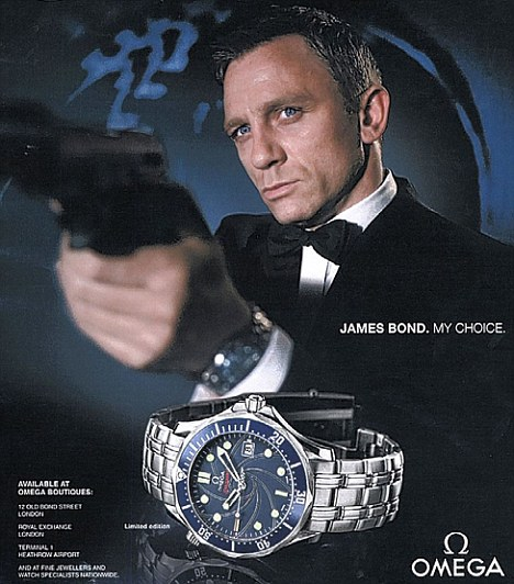 1e4c3d8af54 Issue 4  Behind the Brand of James Bond