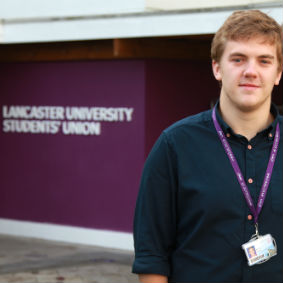Image : Forming Lancaster University Students' Union