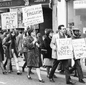Image : Student Activism and 'The Craig Affair'