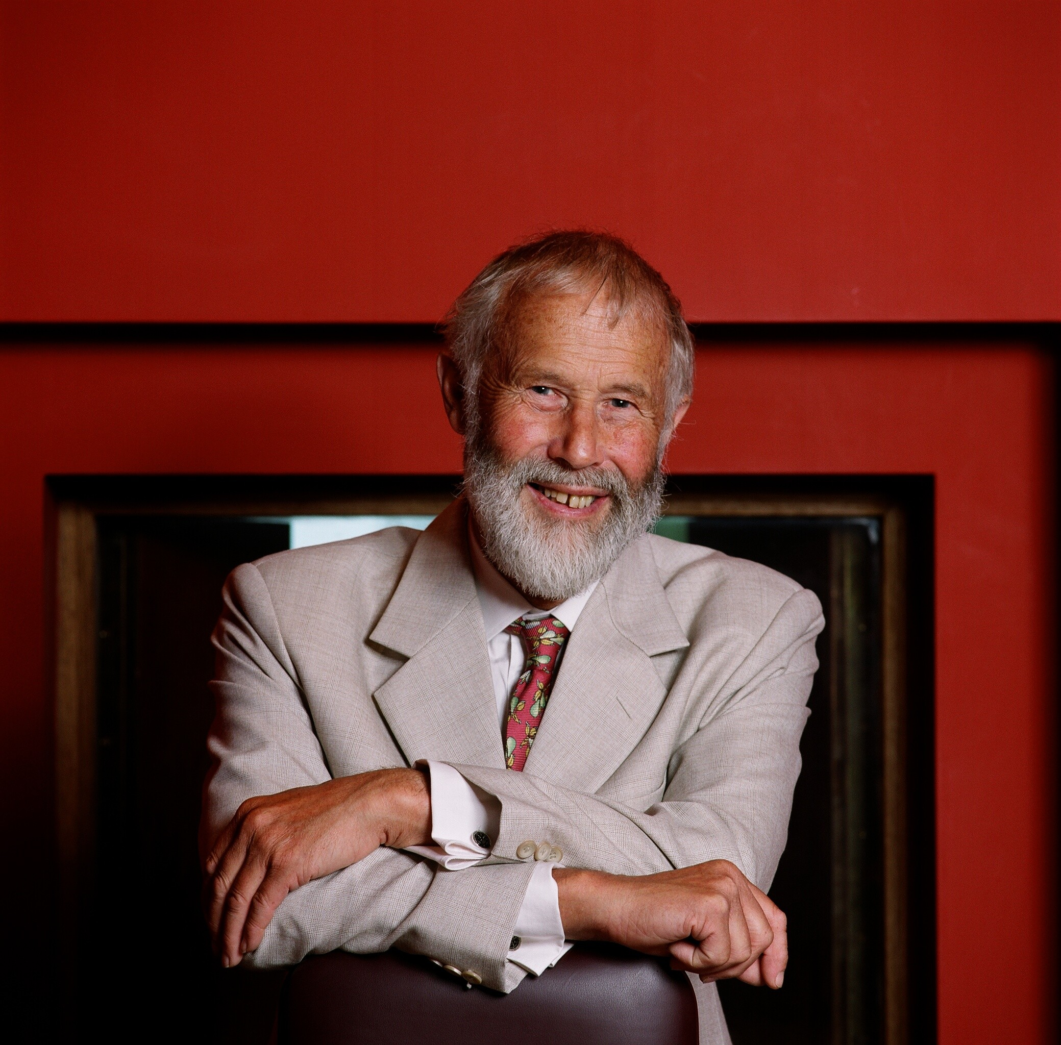 Image : Sir Chris Bonington Becomes Chancellor