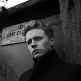 Jack Lowden as young Morrissey in the film 'Steven'
