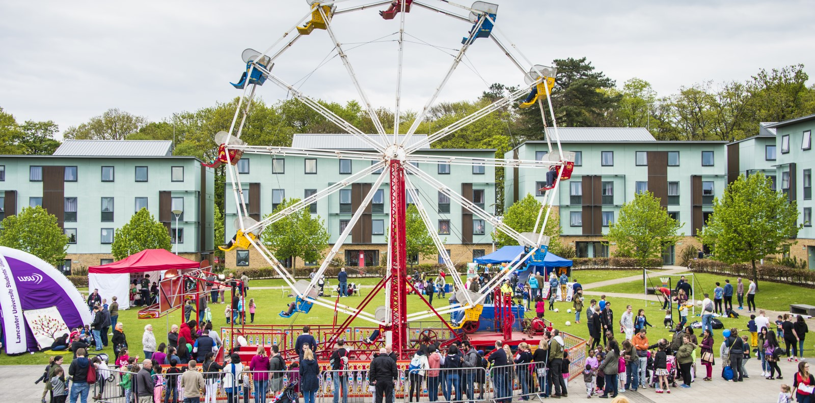 Funfair on Campus