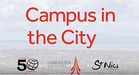 Campus In The City 2014