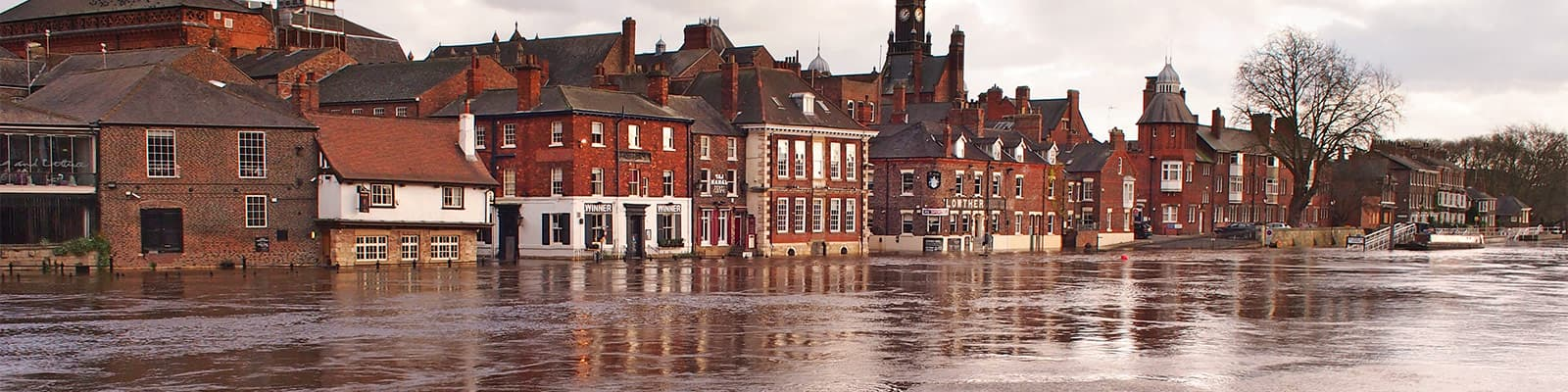 Flooding in York in 2015
