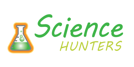 Science Hunters logo