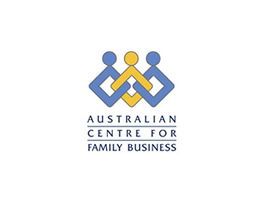 Australian Centre for Family Business logo