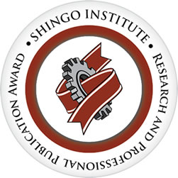 LUMS academic receives Shingo Award