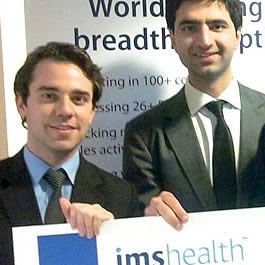 Another victory! Lancaster MBA team wins pharma case competition