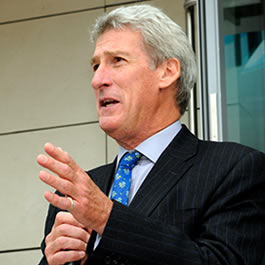 Forecasting and Jeremy Paxman