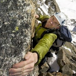 Reaching for the heights: mountaineer Andy Cave on the Lancaster MBA
