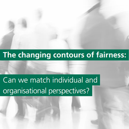 New report maps contours of fairness