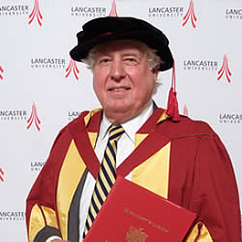 Honorary degree for distinguished economist