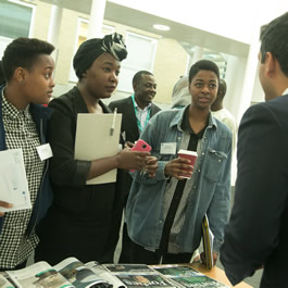 Focus Africa creates new career networks