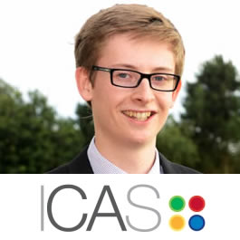 Lancaster EY Degree graduate comes out on top at ICAS