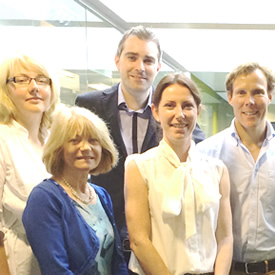 Visit of Professor Eileen Fischer, co-editor of the Journal of Consumer Research