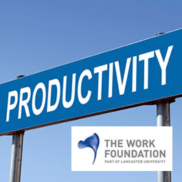 The productivity puzzle – real or imagined?