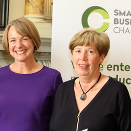 Lancaster wins prestigious Small Business Charter Award