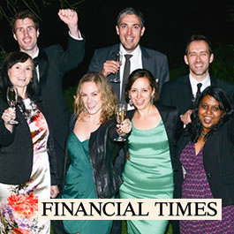 Financial Times ranks Lancaster MBA 1st in world for corporate strategy