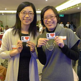 Lively reunion for alumni and applicants in Taipei