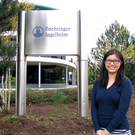 MSc OR student project impresses Boehringer-Ingelheim UK