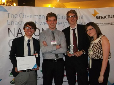 Enactus Lancaster group