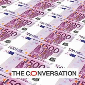 Is scrapping the €500 note more about interest rates than counter-terrorism?