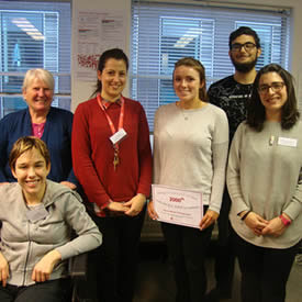 2000th student visits Academic Writing Zone