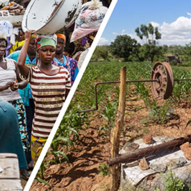 Working together to solve the challenges of sustainable water use in Africa