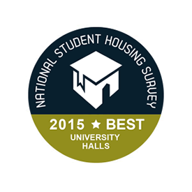 University Halls ranked No. 1 in the UK by students