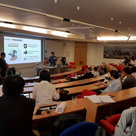 Contenders battle in China UK Entrepreneurship Challenge