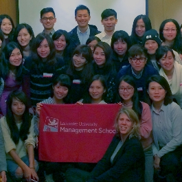 Alumni and applicants meet at Taipei event