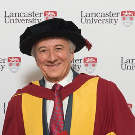Gian Fulgoni receives Honorary Degree