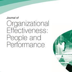 New ranking for Journal of Organizational Effectiveness