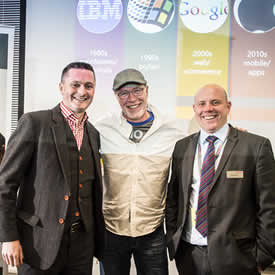Microsoft expert helps launch Lancashire Forum with masterclass
