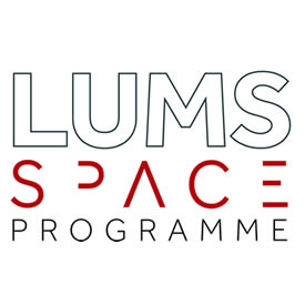 Be part of the LUMS SPACE PROGRAMME