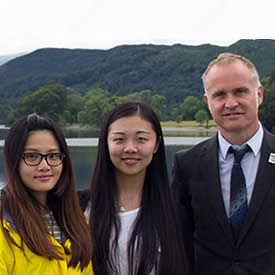 New research to help the Lake District attract Chinese visitors