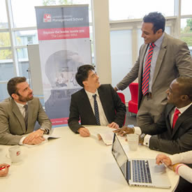 Lancaster MBA ranked 5th for entrepreneurship